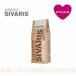Arroz Albufera, Sivaris (3 uds)