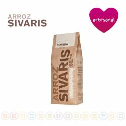 Arroz Bomba, Sivaris (3 uds)