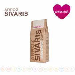 Arroz Kraft Basmati, Sivaris