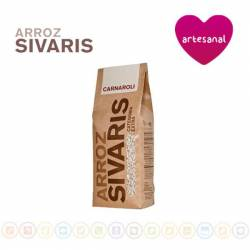 Arroz Carnaroli, Sivaris