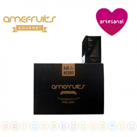 Pack Ajo Negro (12 Uds), Amefruits