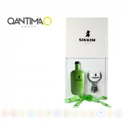 Sikkim Gin Greenery Premium Glass Pack, Quantima Group