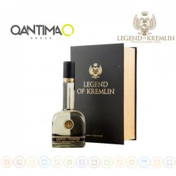 Vodka Legend of Kremlin Black Pack, Qantima Group