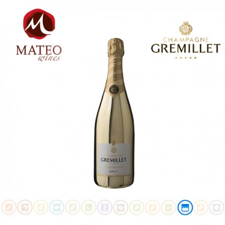 Champagne Gremillet Gold Edition, Mateo Wines