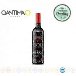 Vermouth Fontalia Dry Red, Qantima Group