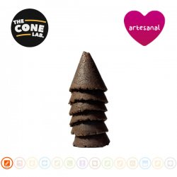 "Mini Cono Dulce Chocolate ""Oreo"", The Cone Lab"