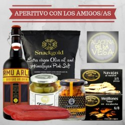 "Lote Regalo ""Aperitivo Con Amigos/as"""