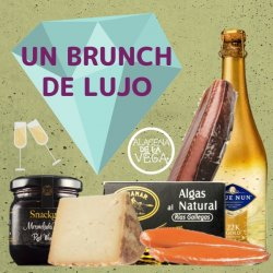 "Lote Regalo ""Brunch De Lujo"""