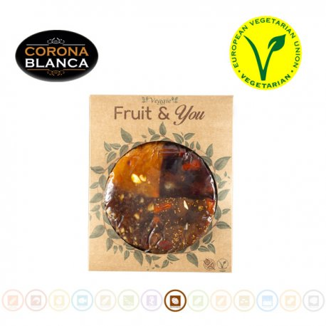 Pan De Frutas Cuatro Sabores, Fruit And You
