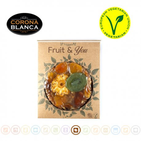 Pan De Frutas Tropical Pasteurizado, Fruit And You