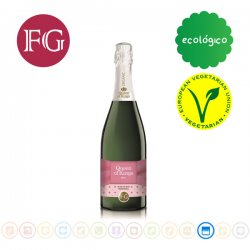 Vino Ecológico Espumoso Blanc de Noir, Queen Of Kings