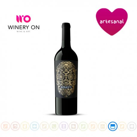 Vino Tinto DeMuerte Gold, Bodegas Winery On