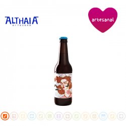 Cerveza MISTRAL Imperial IPA , Althaia