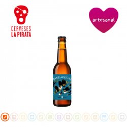 Cerveza B*MPS IN THE NIGHT Vermont Pale Ale, La Pirata